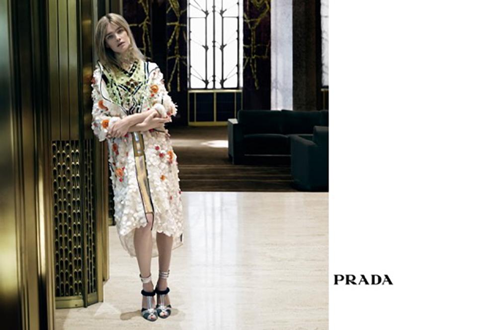 Prada SS16 Womenswear Adv Campaign image_03_größer