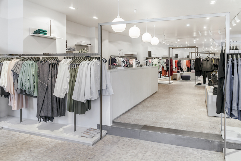 COS RE-LAUNCHES GERMAN FLAGSHIP STORES