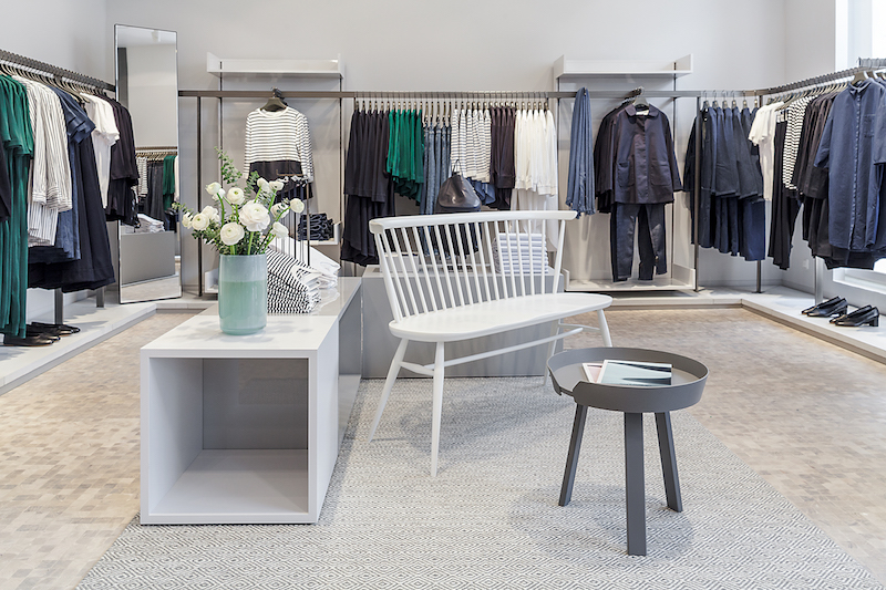 Cos Re Launches German Flagship Stores Modern Culture Of