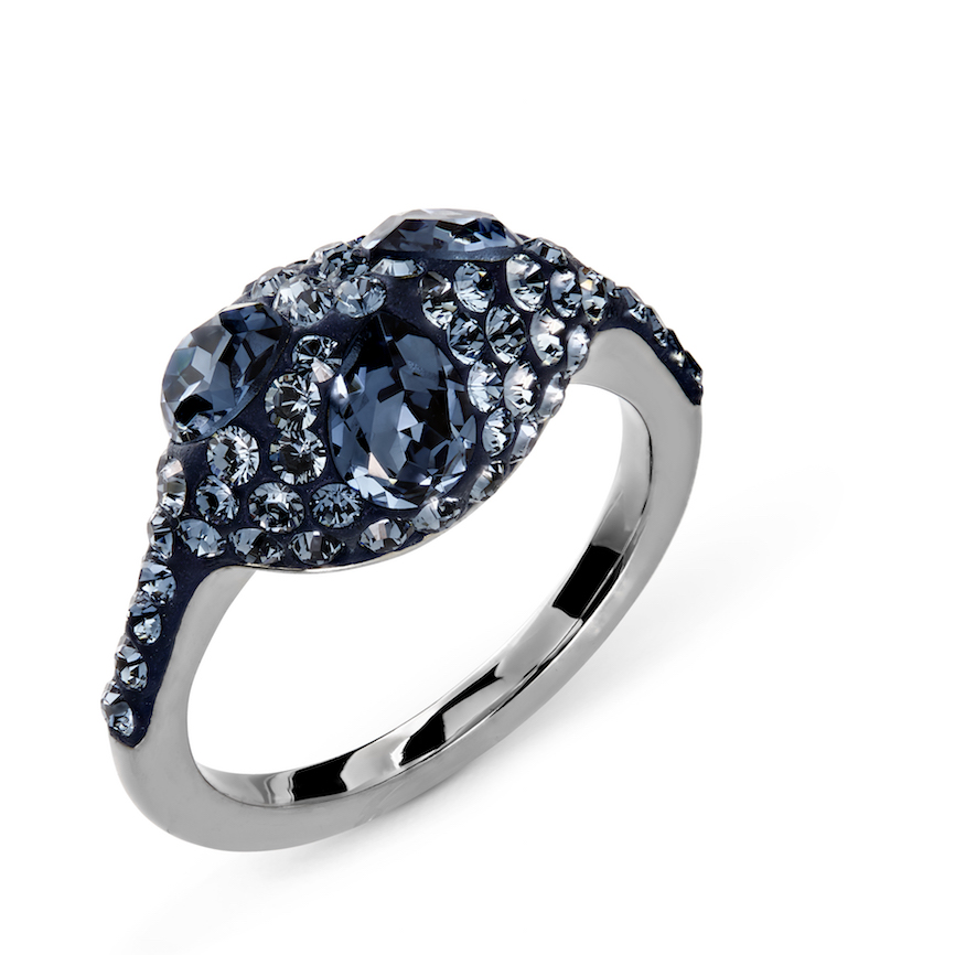 Atelier Swarovski Core Collection - Moselle Stacking Ring
