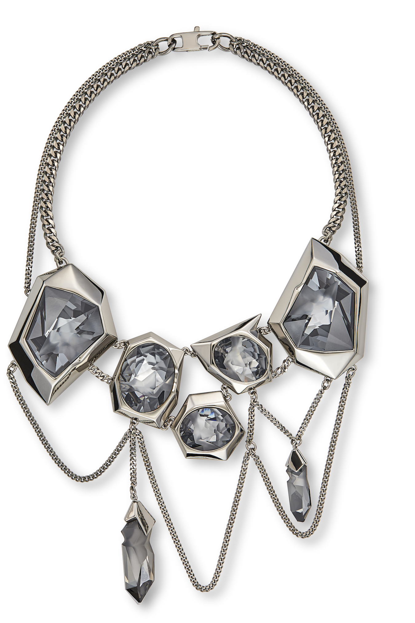 Atelier Swarovski by Jean Paul Gaultier - necklace