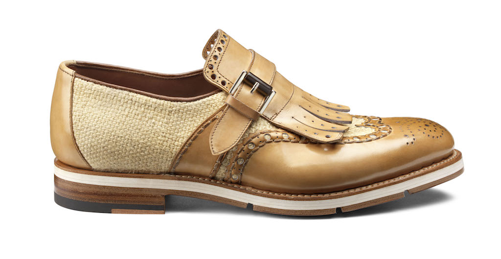 SS17 Monk Shoe