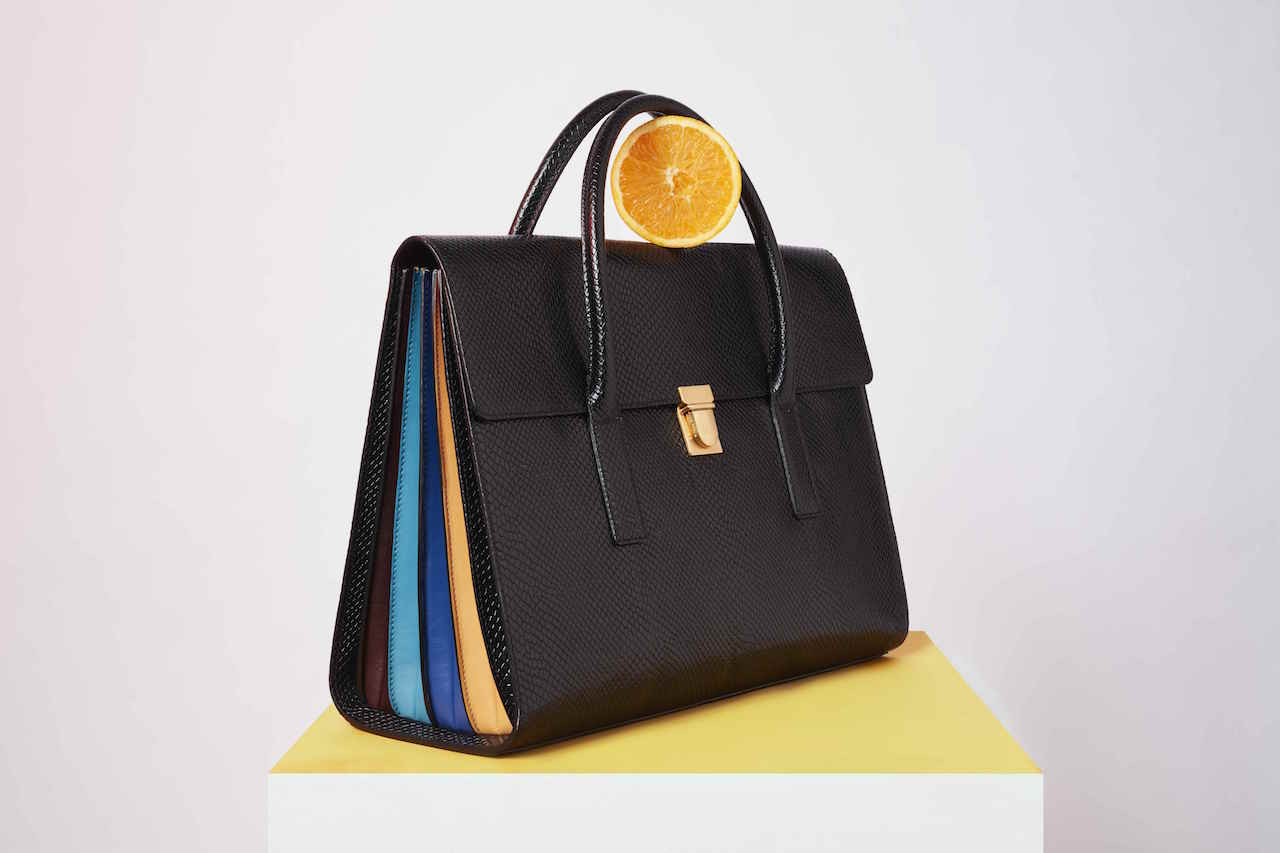 Amazing Paul Smith Women39S Westbourne Leather Bag In Black  Lyst