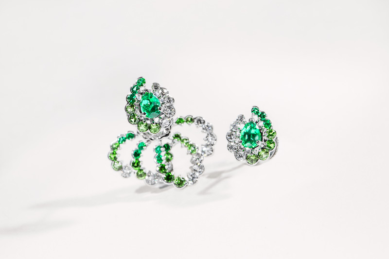 ARCHI DIOR MILIEU DU SIECLE EARRINGS