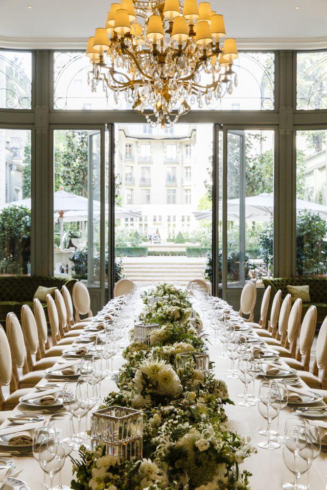 Atelier Swarovski Luncheon - Ritz