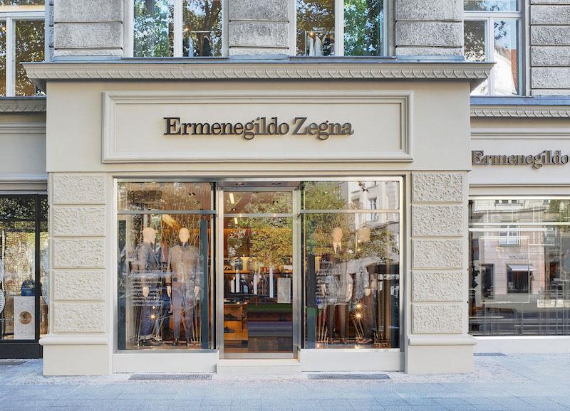 ERMENEGILDO ZEGNA STORE BERLIN1