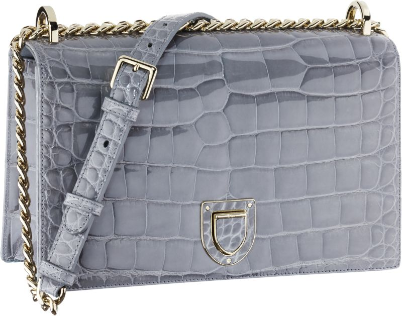 Sac-Diorama-en-alligator-brillant-gris-mineral
