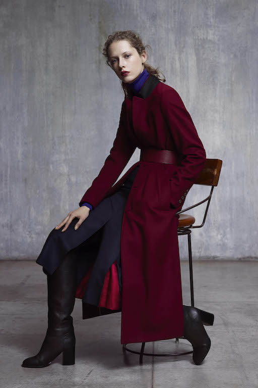 See Here The New Jil Sander Navy Autumn Winter 17 Collection