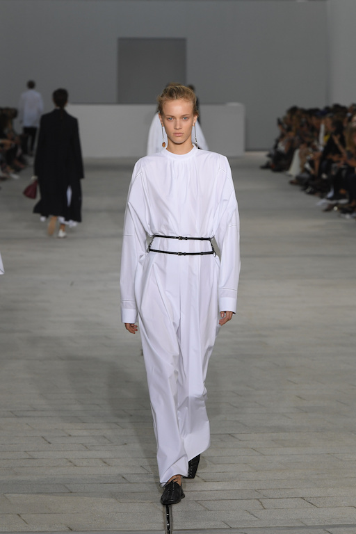 The Soul See Here The New Jil Sander Spring Summer RTW
