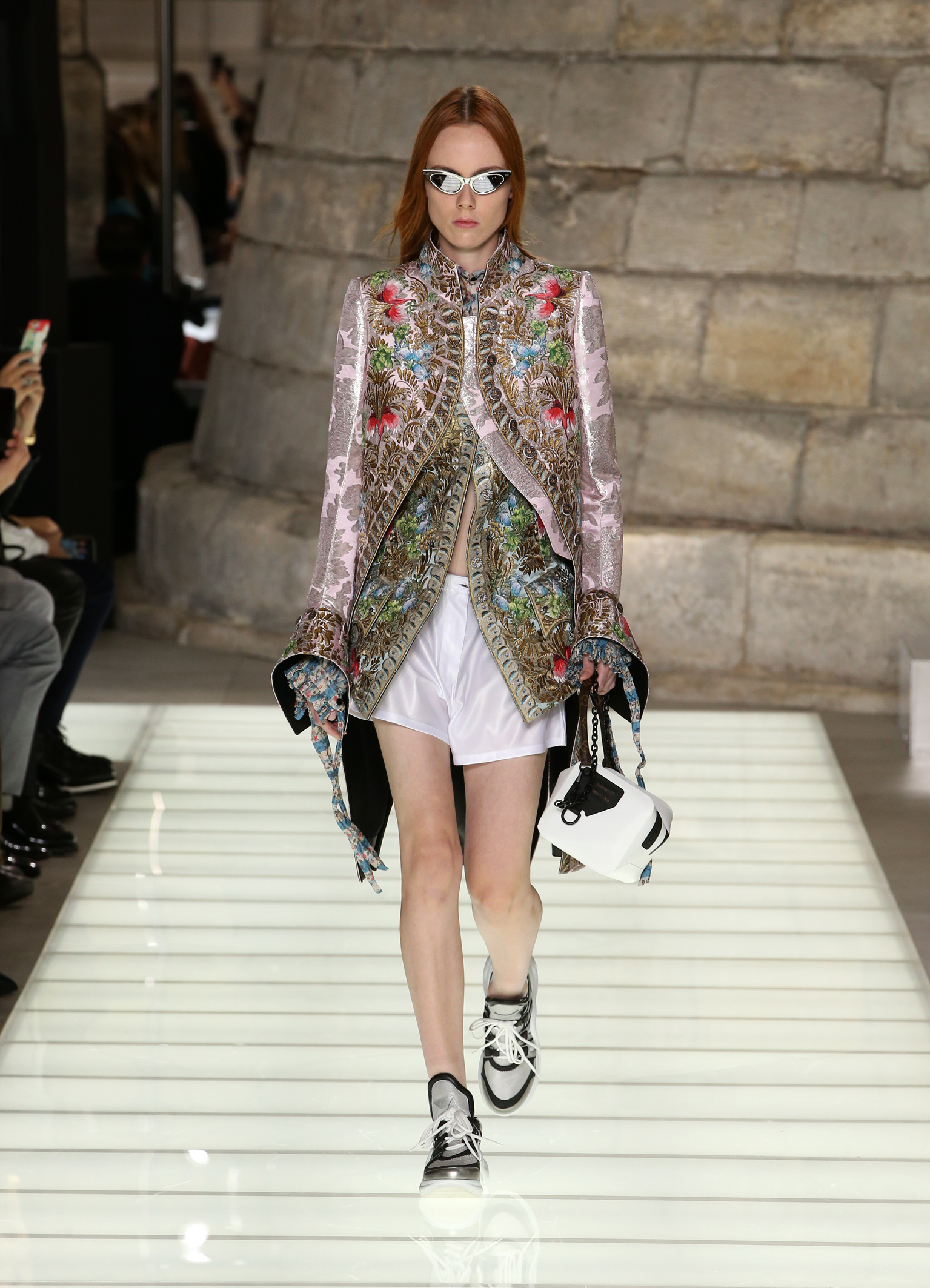 Louis Vuitton Takes The Louvre: Spring/Summer 18 ... - photo#46
