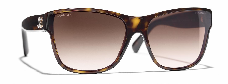 e5e6da96ad Chanel Spring 2018 Eyewear Collection - MODERN CULTURE OF TOMORROW MAGAZINE