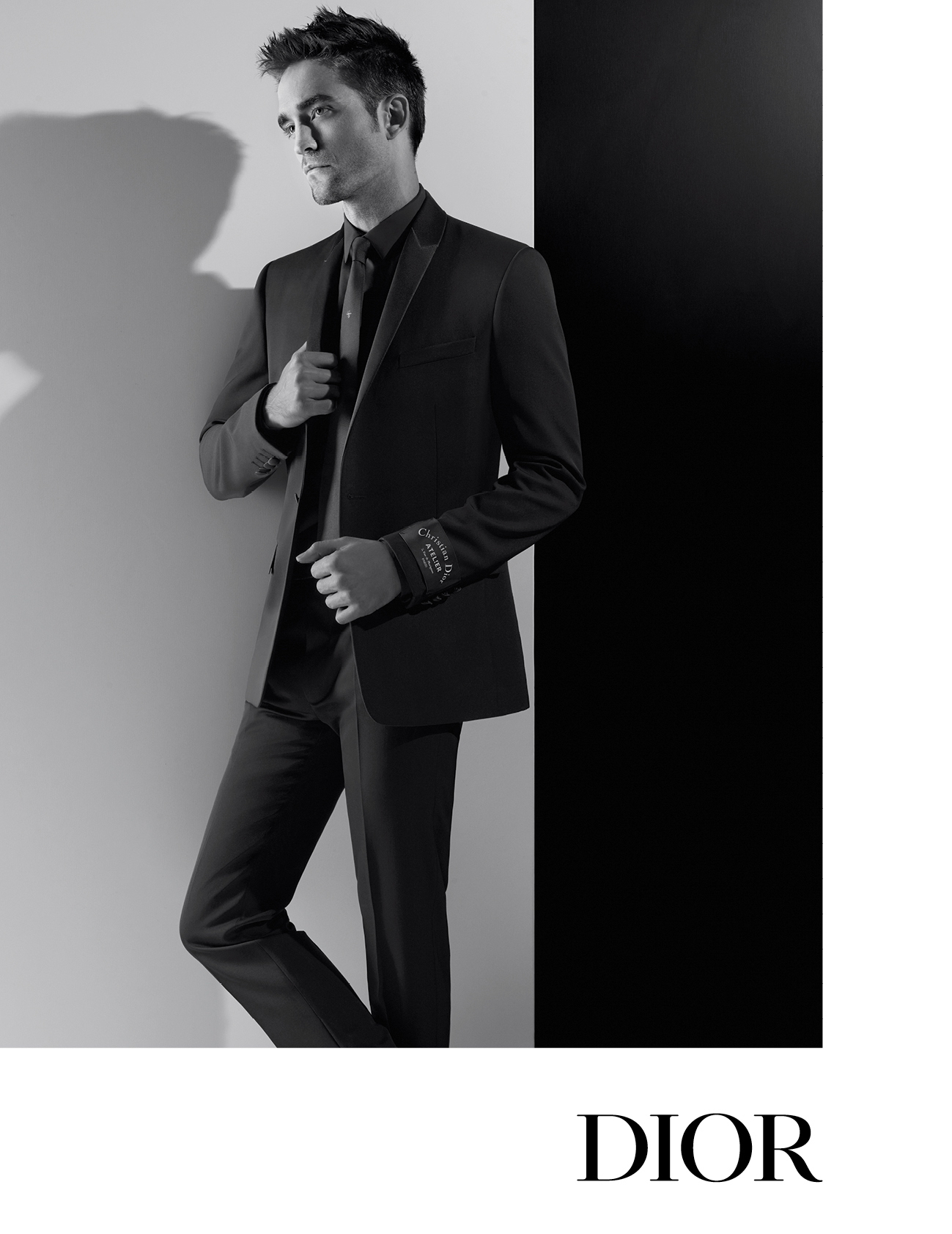 7e269da403 Robert Pattinson is the Face of Dior Homme Autumn 2018 - MODERN ...