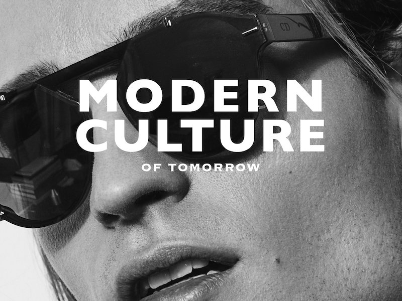 Modern Culture Of Tomorrow Magazine