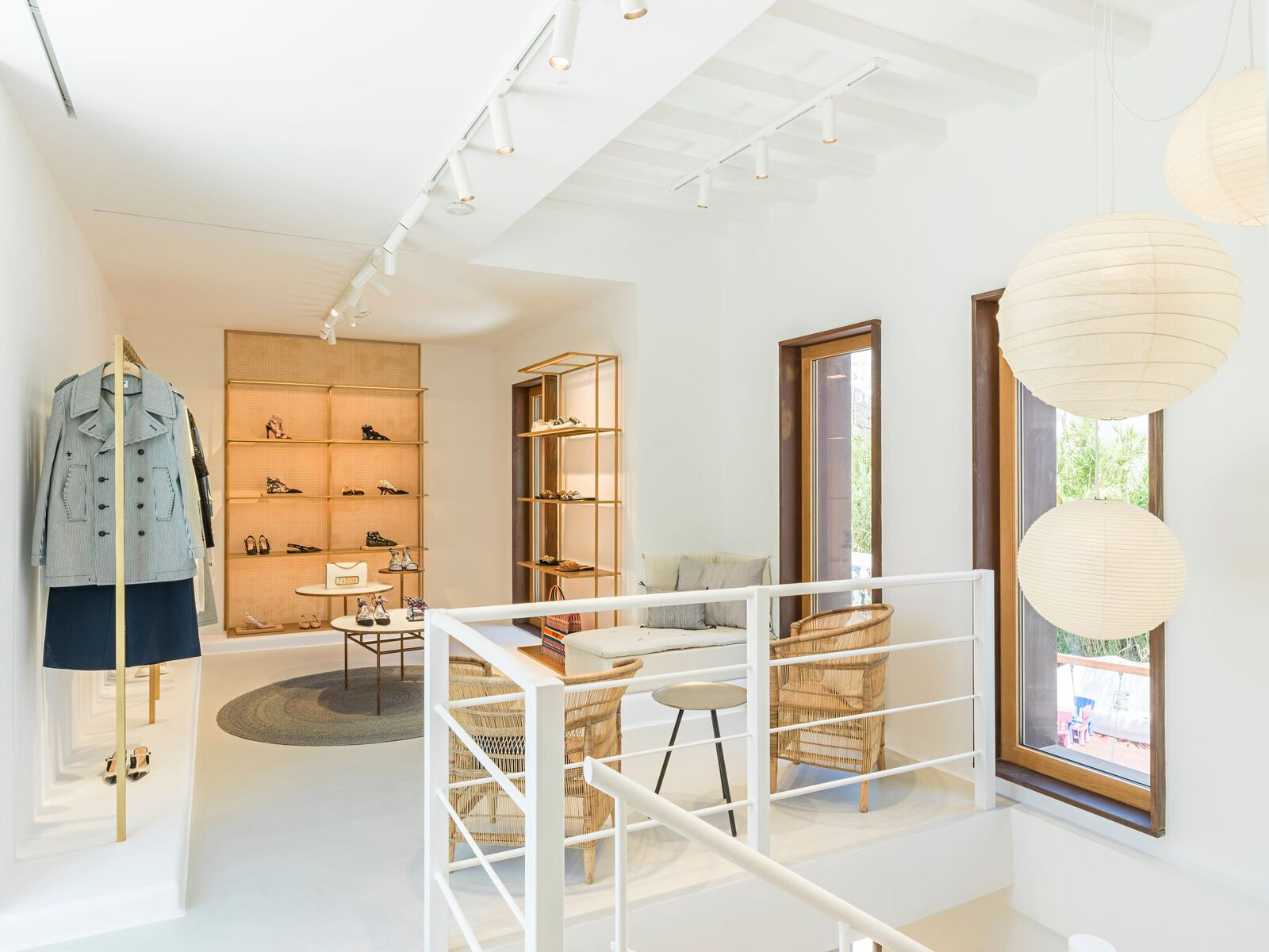 "914728114 ... Pop Up Store"" in Mykonos, Greeks fashion hot spot, Dior's Creative  director Maria Grazia Chiuri designed an exclusive capsule collection."
