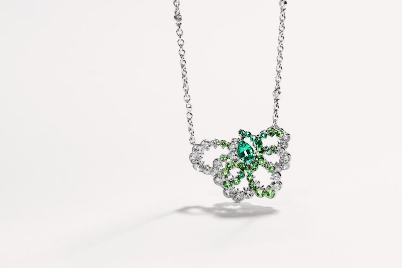 ARCHI DIOR MILIEU DU SIECLE NECKLACE