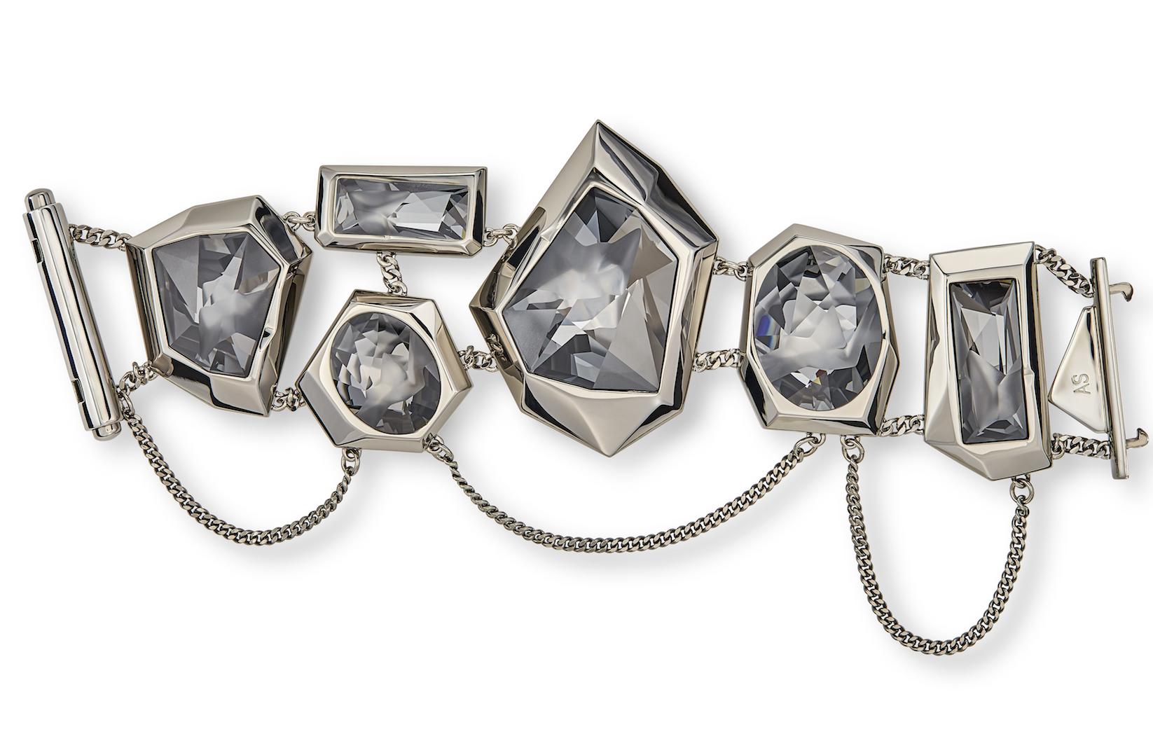 Atelier Swarovski by Jean Paul Gaultier - bracelet