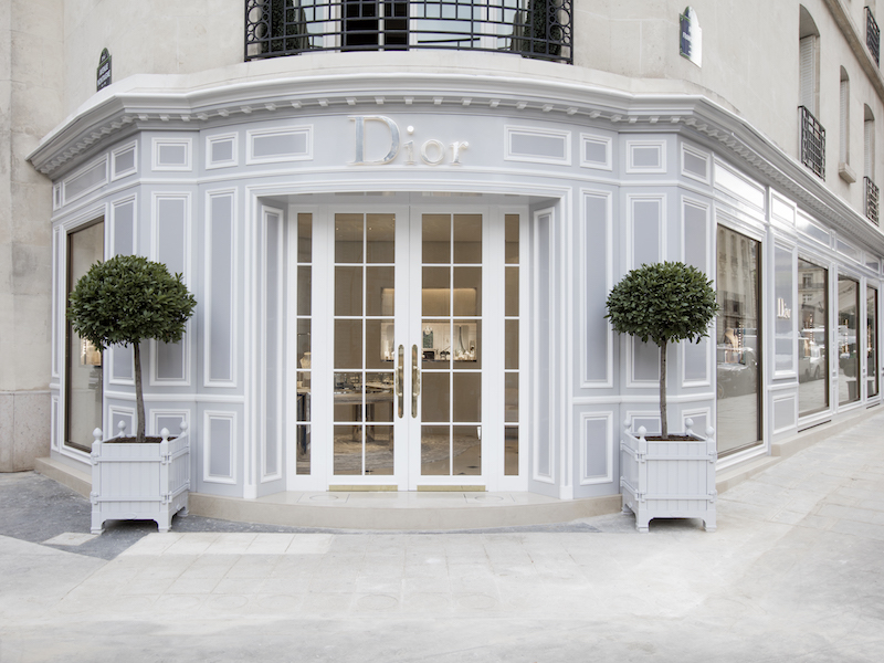 DIOR FINE JEWELLERY AND TIMEPIECES BOUTIQUE©RAPHAEL DAUTIGNY 1