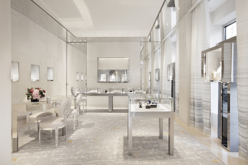 DIOR FINE JEWELLERY AND TIMEPIECES BOUTIQUE©RAPHAEL DAUTIGNY 2