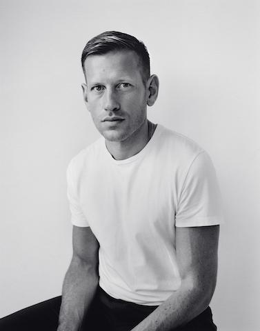 Paul Andrew portrait
