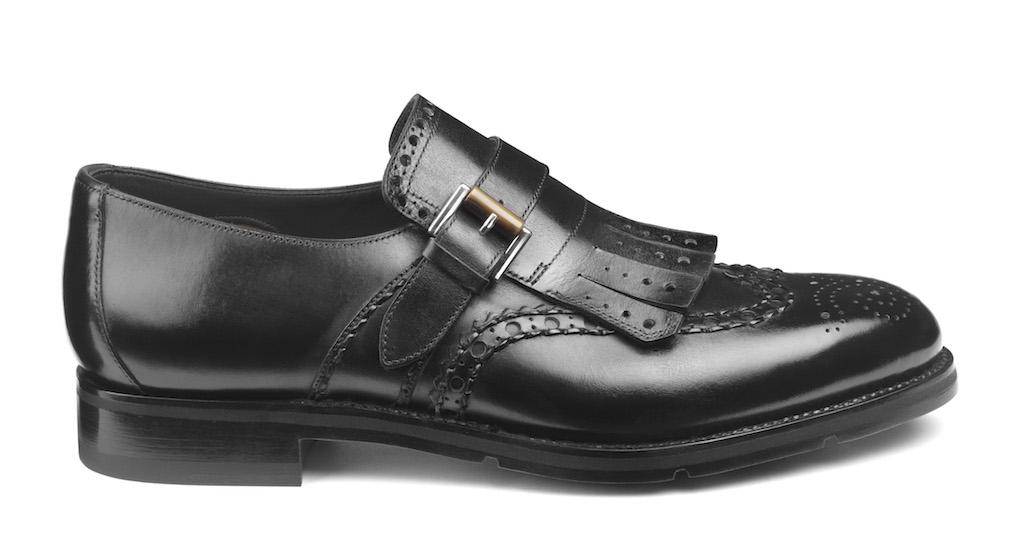 SS17 Monk Shoe_Black
